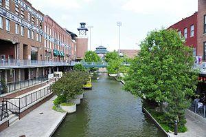 Bricktown, Oklahoma City - Wikipedia, the free encyclopedia