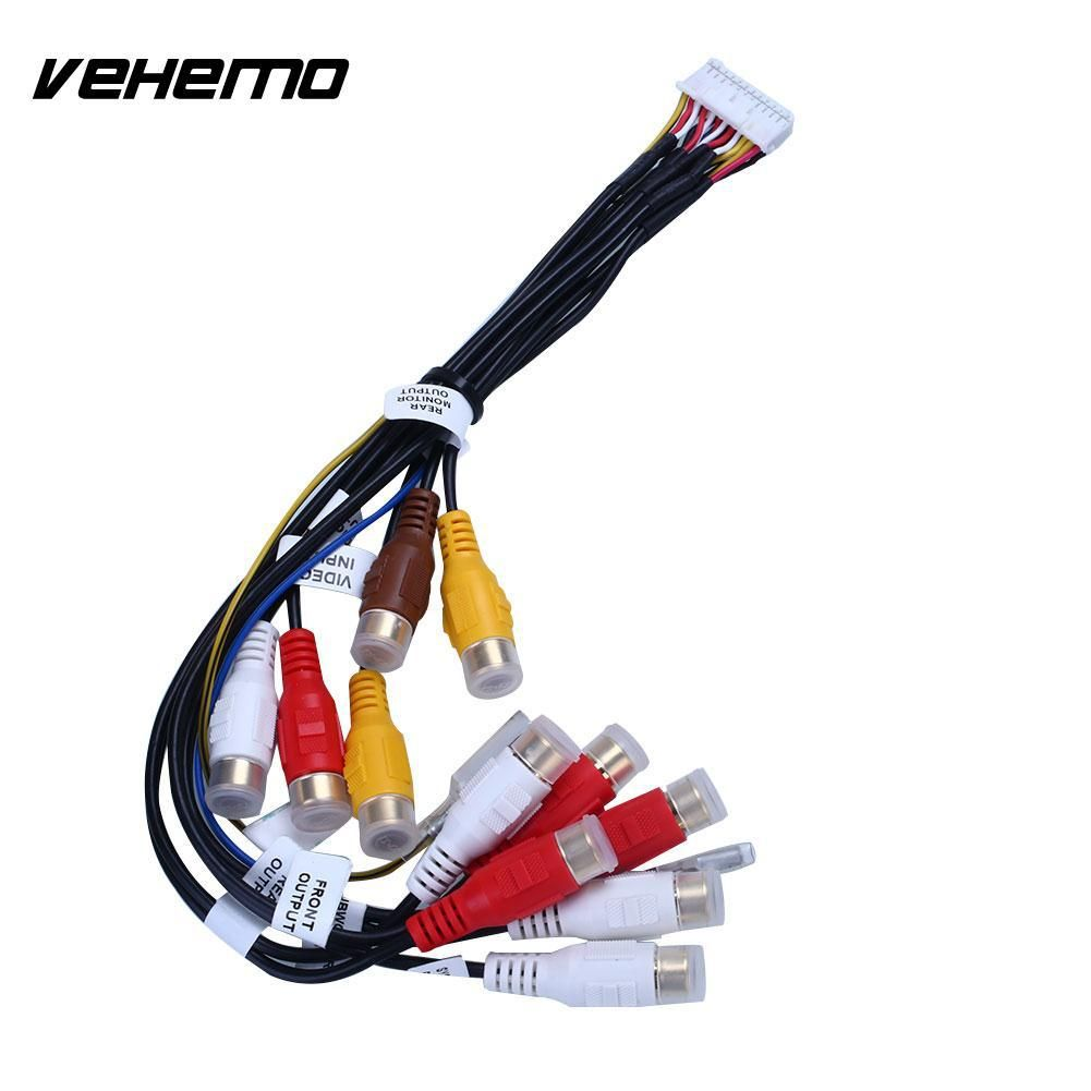 Car Accessories Wire Harness Free Download Universal Radio Wiring On Sale Us 11 95 Vehemo 24pin Stereo Plug Raptor Installation