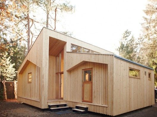 Villa asserbo casa construida en base a la impresi n 3d for Construye tu casa en 3d