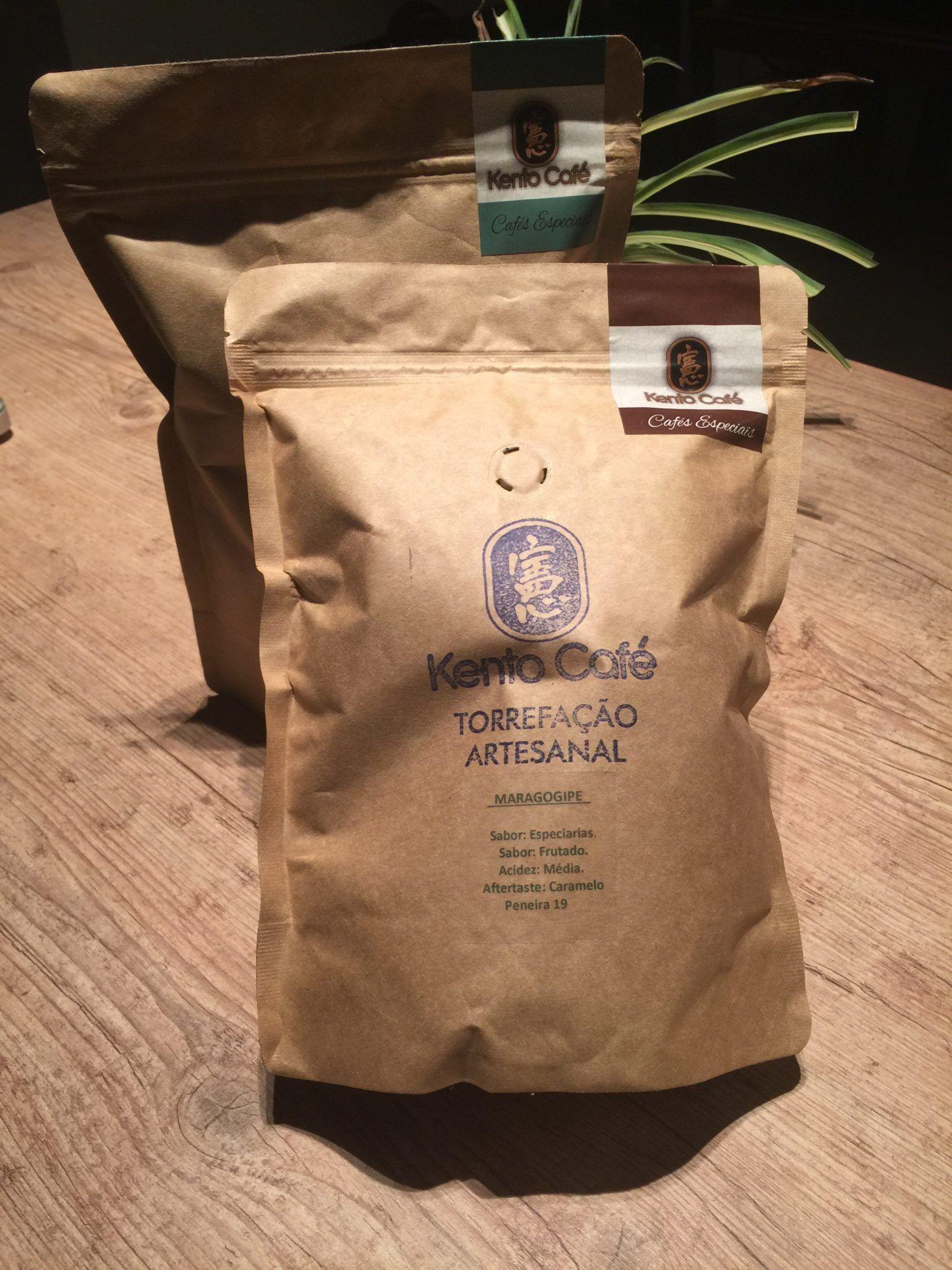 Degustamos o #Maragogipe e o #Obata da #KentoCafe. Descubra estes #blends. #cafe #espresso #coado #cerradoMineiro #bragancaPaulista