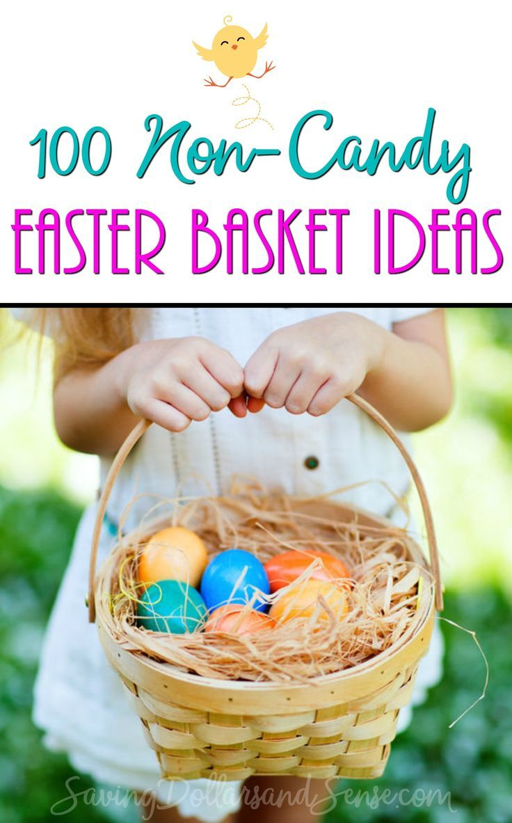 100 easter basket stuffer ideas no candy easter baskets easter 100 easter basket stuffer ideas no candy easter baskets easter and holidays negle Choice Image