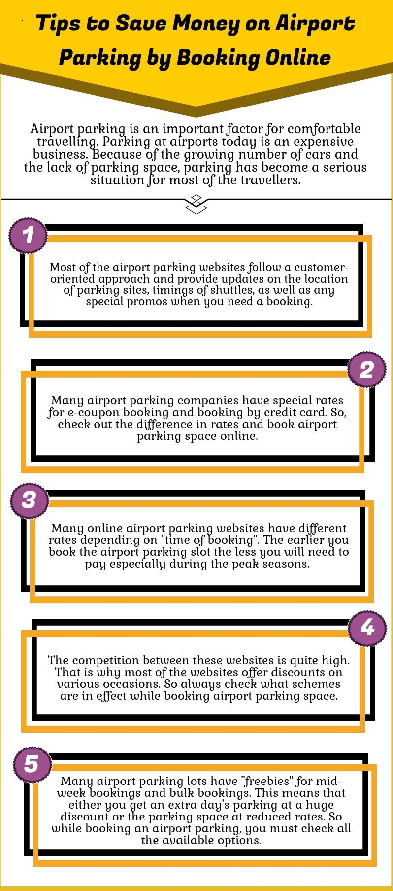Car parking at the airport can be a very difficult task if