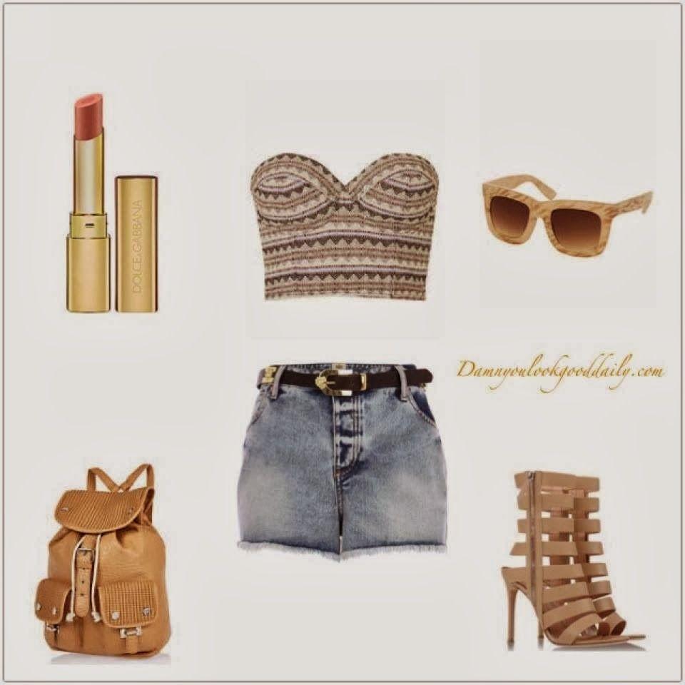 5 ideias verão de Boho roupa parece impressionante - Damn You Look Good diário