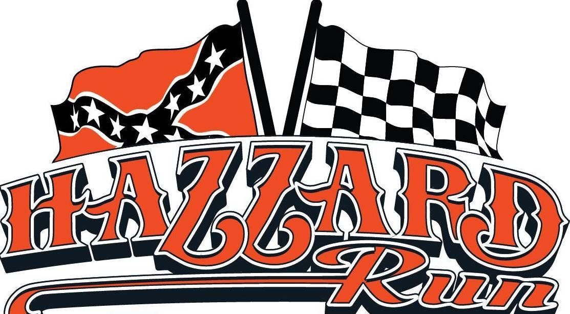 Back By Popular Demand Hazzard Run 2020 Hazzard County Car