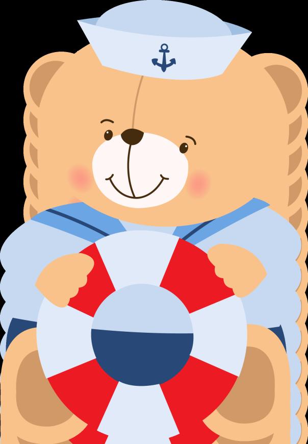 Ursinho marinheiro png pesquisa google imprimibles for Sala de estar png