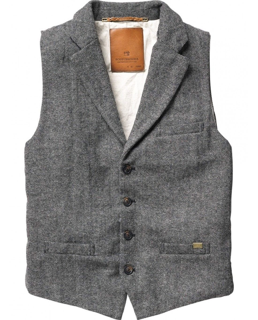 There is nothing better than a man who can wear a vest and wear it right...