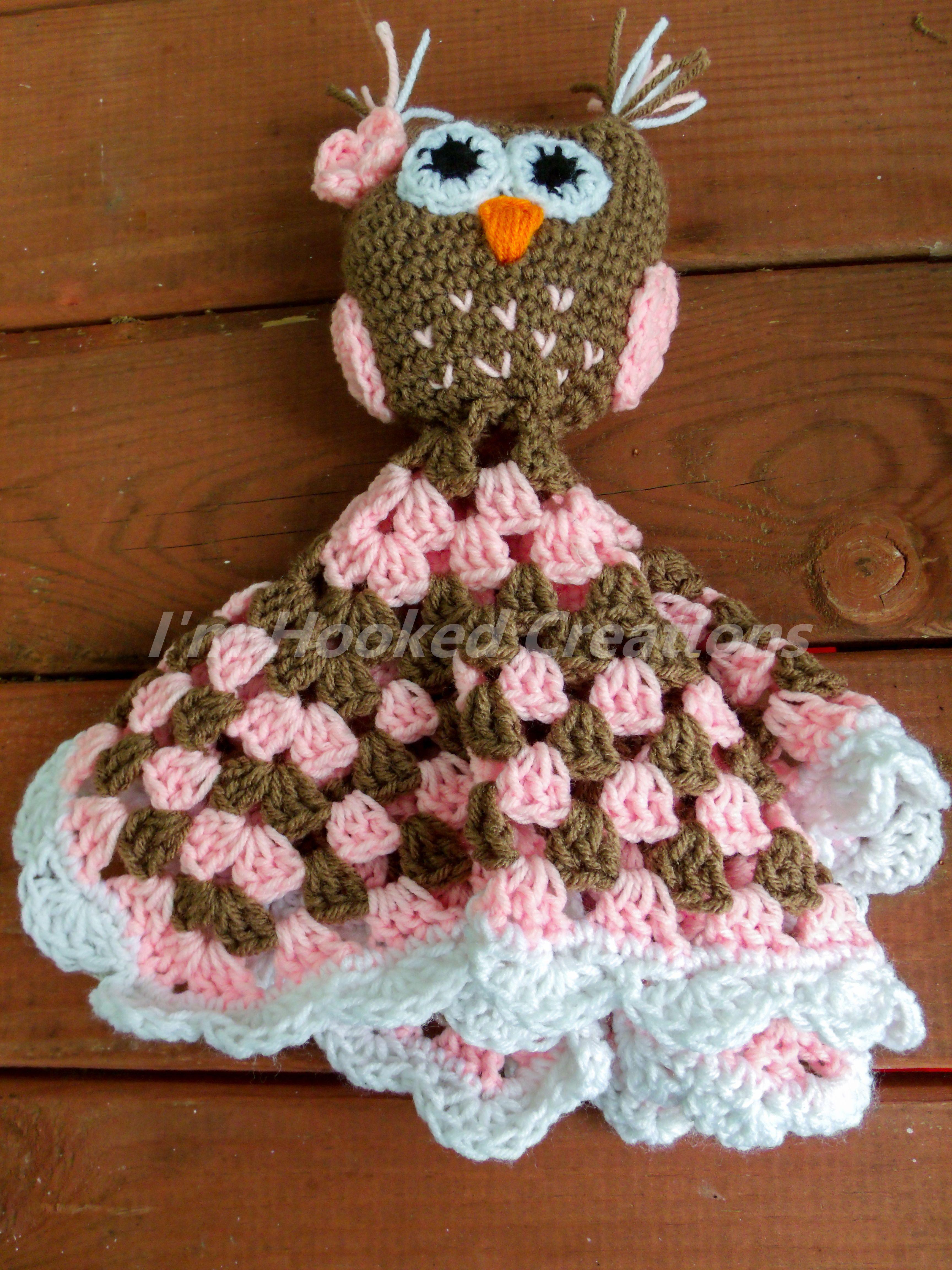 Owl lovey $22