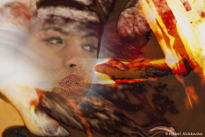 """Fuego"" de Mabel Nakkache - Argentina - Junio/2016"