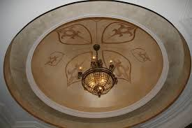 Dome style ceiling