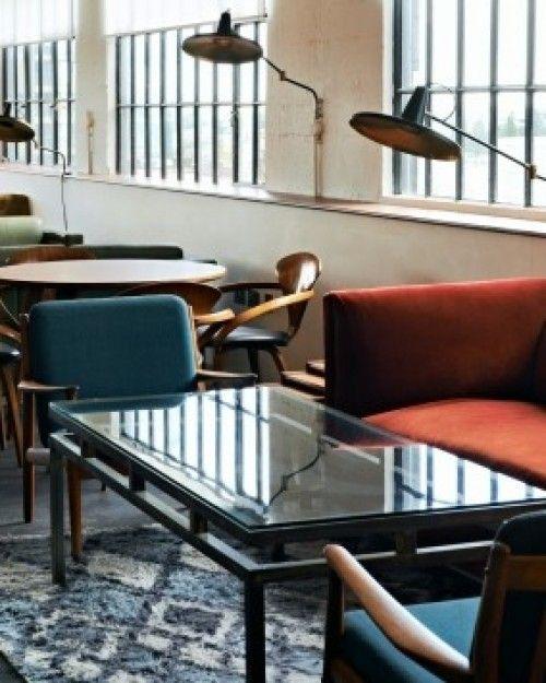Shoreditch Design Rooms: Shoreditch House (London, United Kingdom