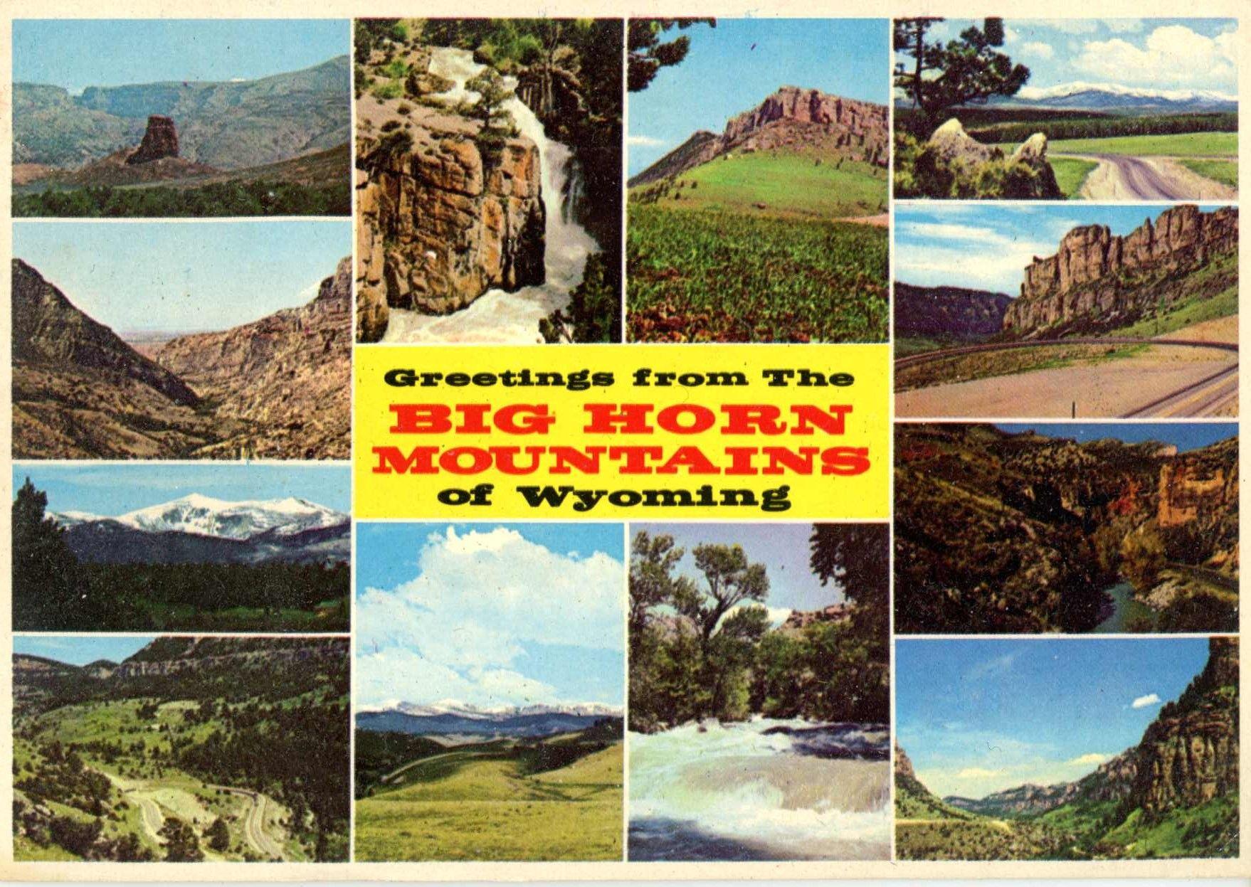 1950's postcard. Hagins collection.
