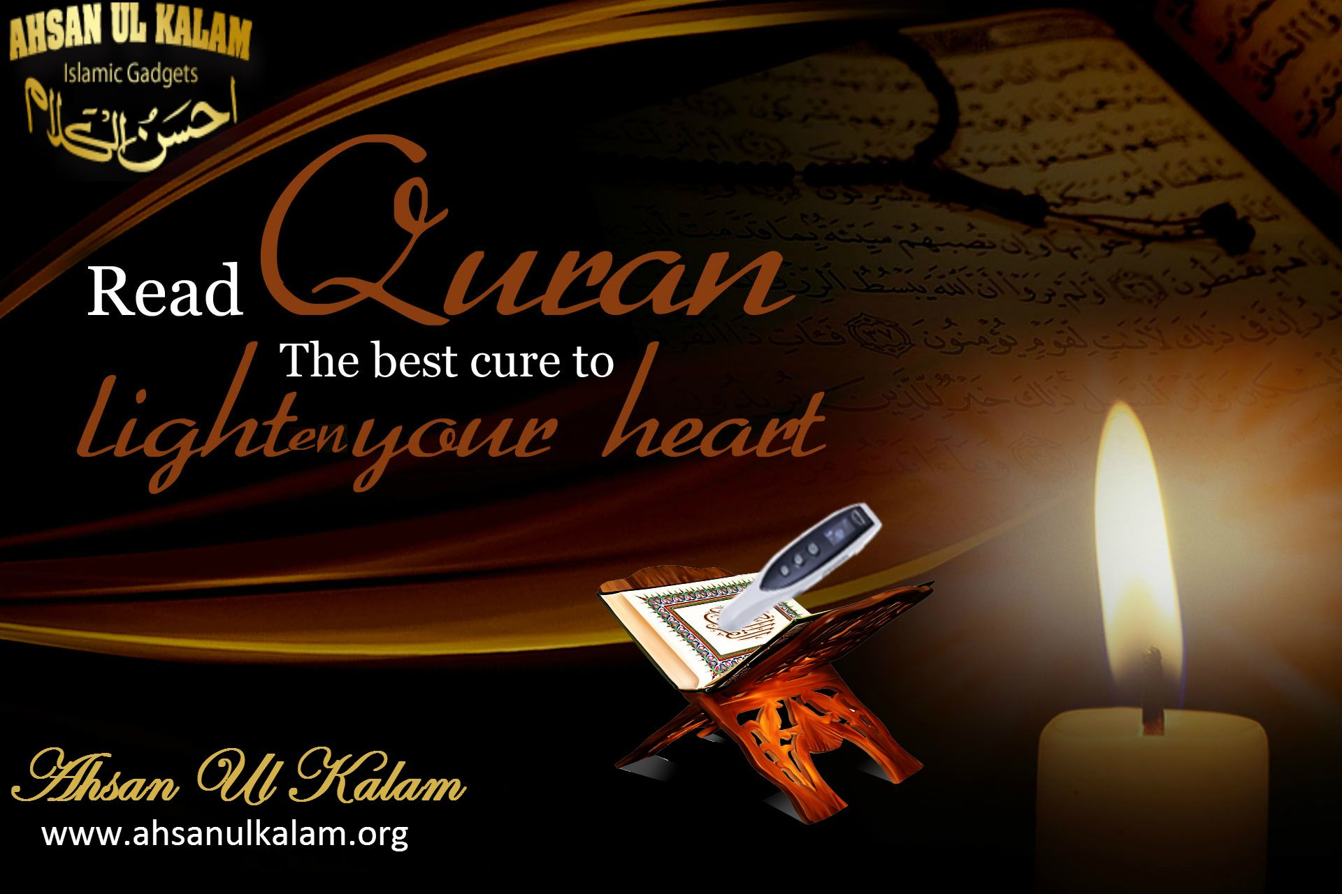 Read #HolyQuran through Ahsan ul Kalam. http://ahsanulkalam.org/