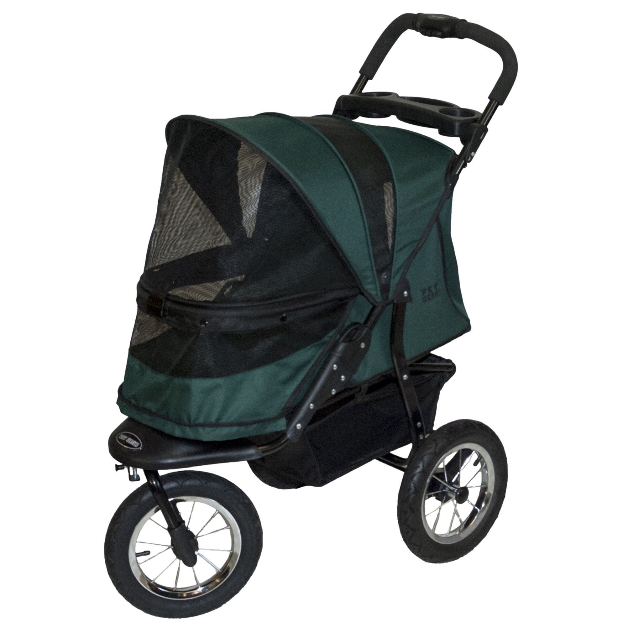 Jogger Stroller (ZipperFree Design) For Pets Up To 75