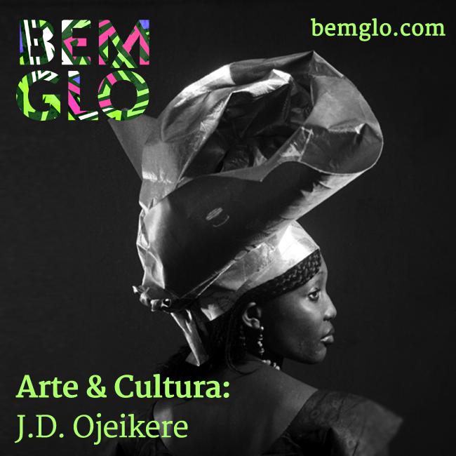 As fotografias de J.D. Ojeikere são um tributo às mulheres da Nigéria, que recentemente conquistaram um importante direito. Confira mais um Arte & Cultura por equipe COMPOTA. Vem! #bemglo #arteecultura #ojeikere