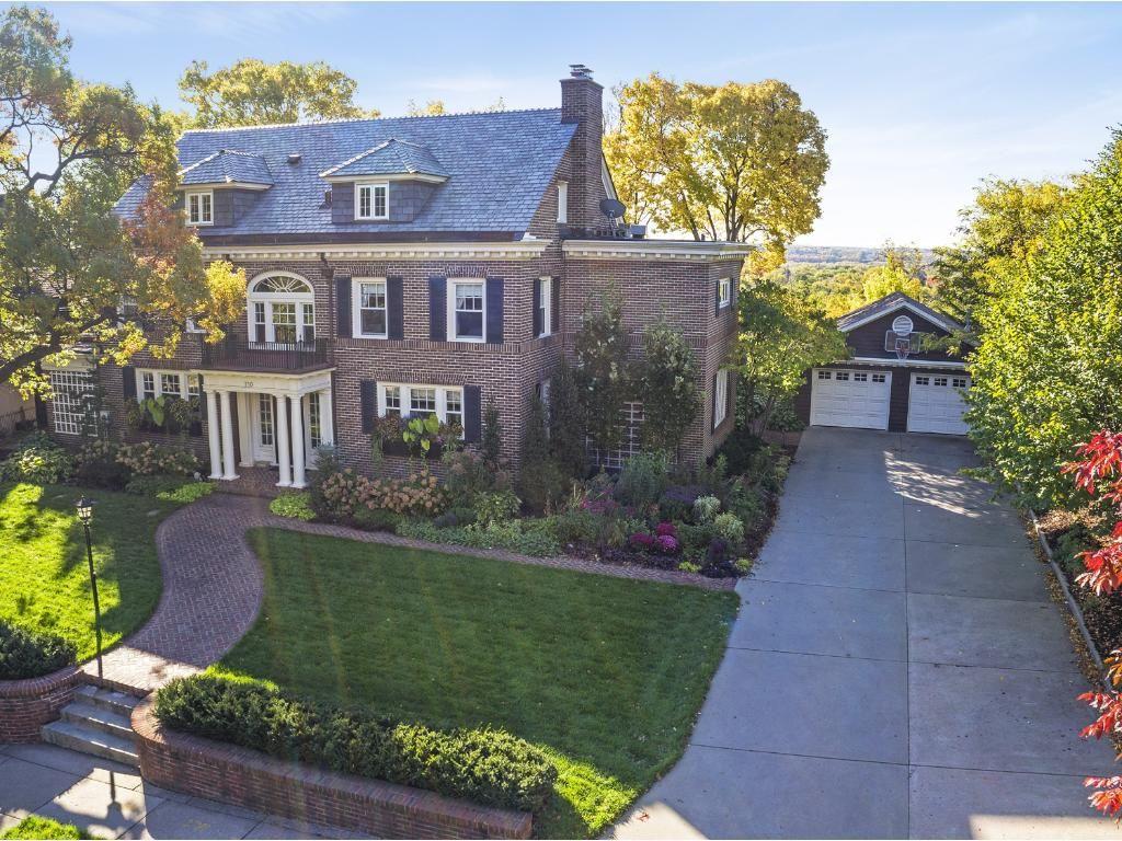710 Linwood Avenue Saint Paul Minnesota 55105 Price 2 995 000 Beautiful Homes Home House Styles