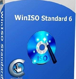 Download WinISO Standard 6.4 Crack/Serial Key Latest