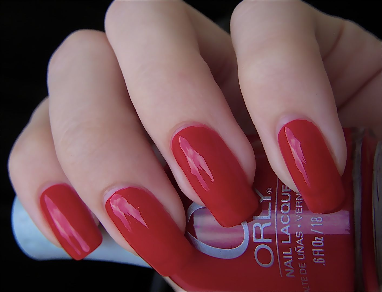 Orly Ma Cherie Nail Polish Nails Polish