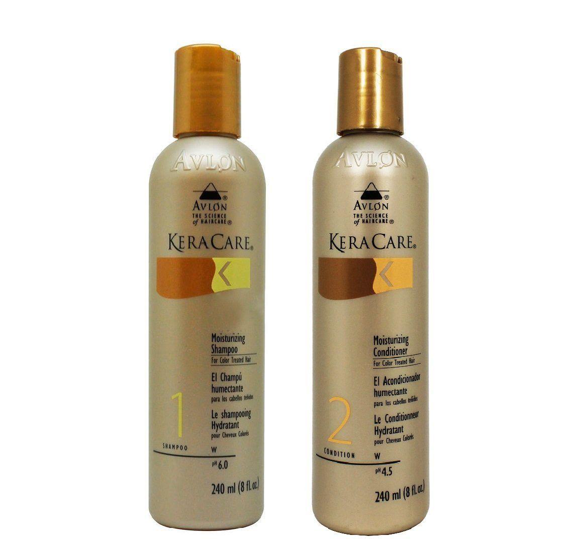 Keracare Moisturizing Shampoo For Color Treated Hair Best Hair