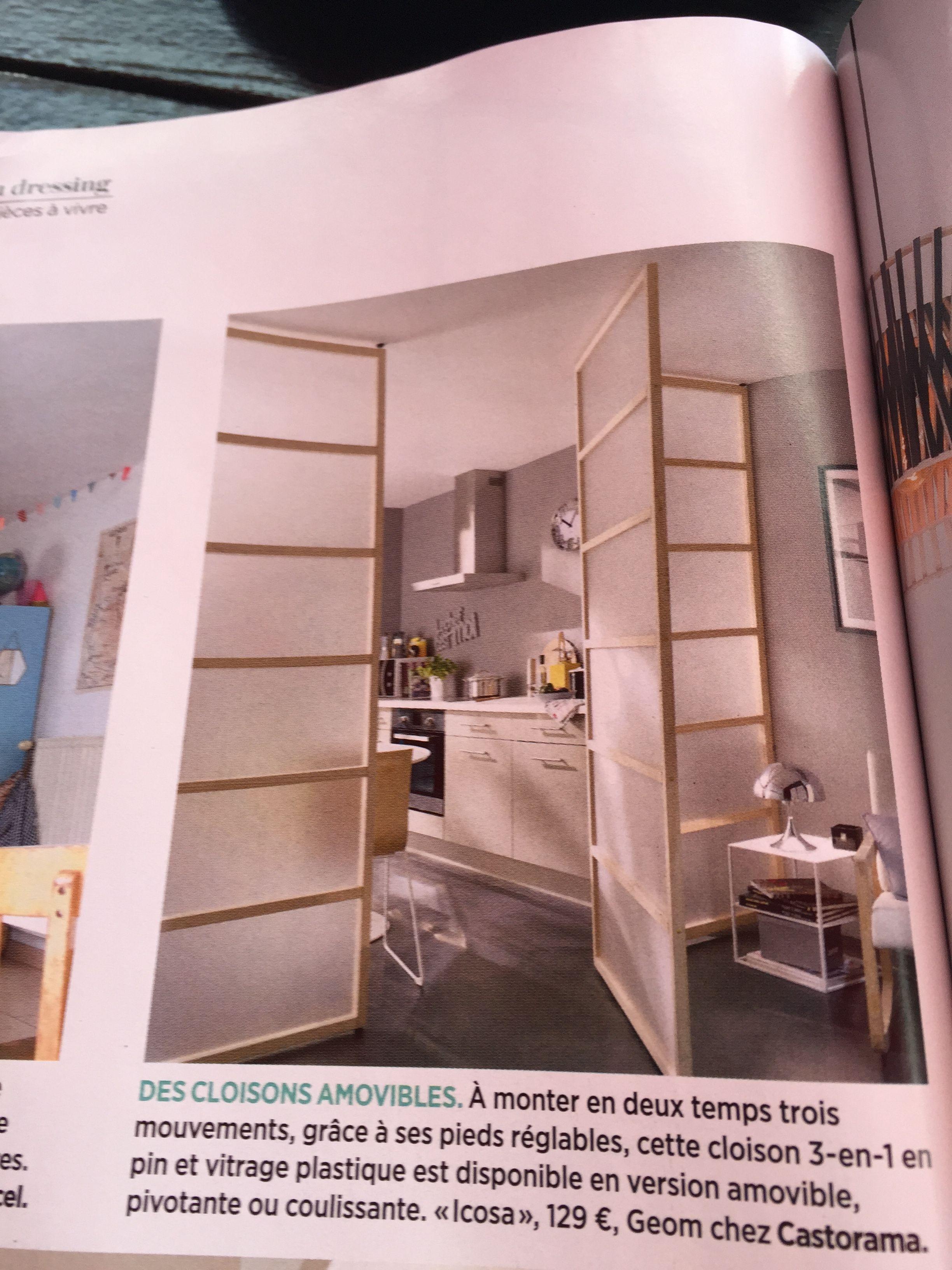 Cloison Amovible Chambre à Créer Pinterest Cloison Amovible