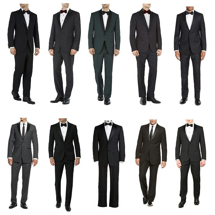 Different Styles For Wedding Men: Fashion Dresses, Dress Codes