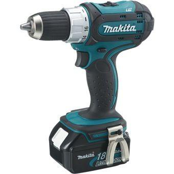Makita 18v 2x3 0ah Li Ion Driver Drill Ddf484rfe Cordless Drill Drill Cordless Power Drill