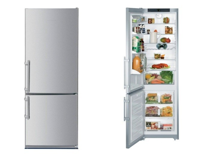 Best Appliances For Small Kitchens Remodelista S 10 Easy Pieces Bottom Freezer Refrigerator Counter Depth Refrigerator Best Appliances