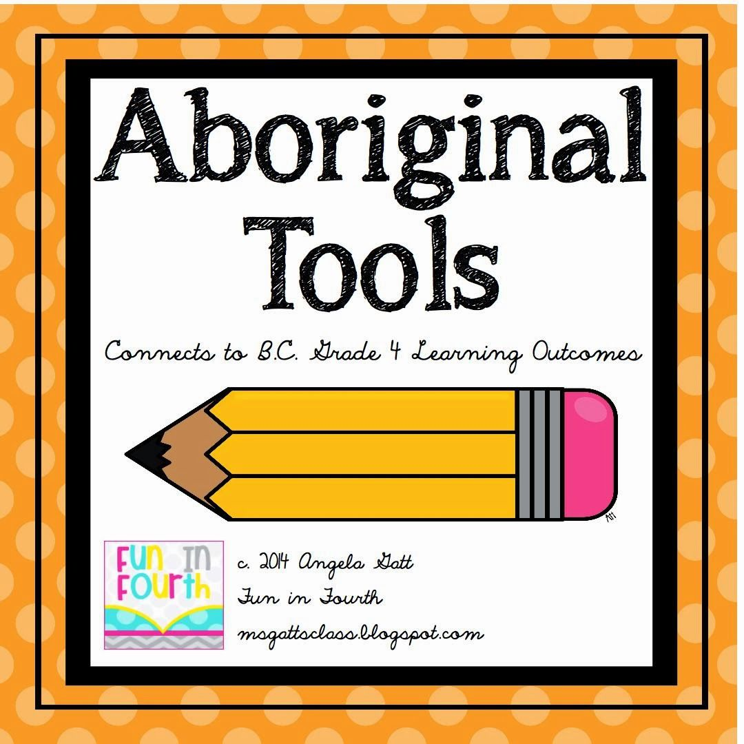 Aboriginal Tools Lesson From Fun In Fourth