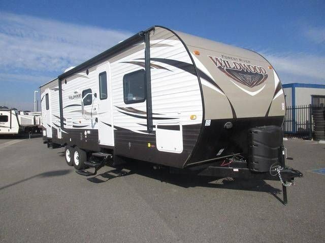 2017 Forest River Wildwood 27tdss All Power Package For Sale