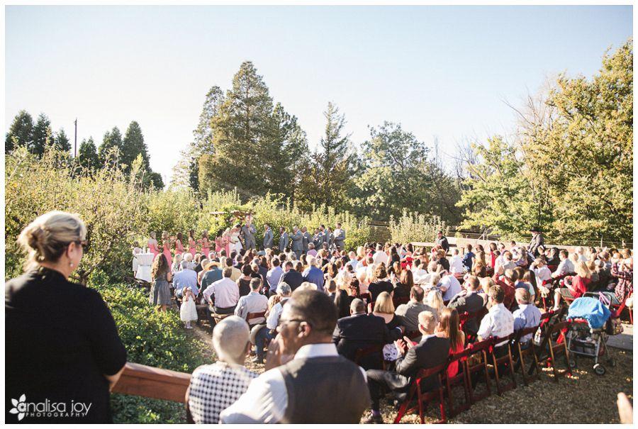 Wedding Bucky Whitney Le Lane Orchard Julian Ca Isa Joy
