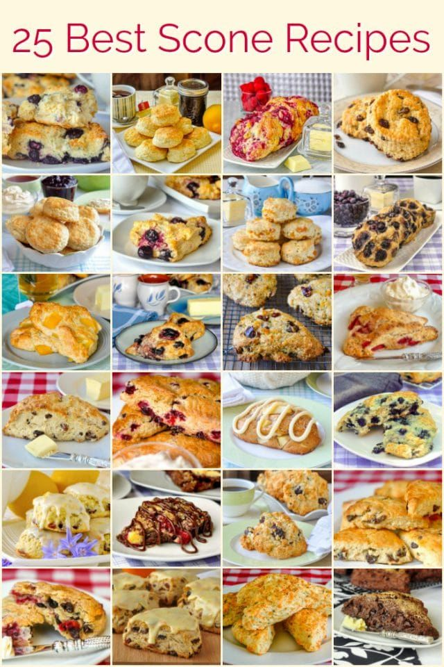 Best Scone Recipes 25 of our best scone recipes from the past 10 years on Rock Recipes Just in time for Weekend brunch