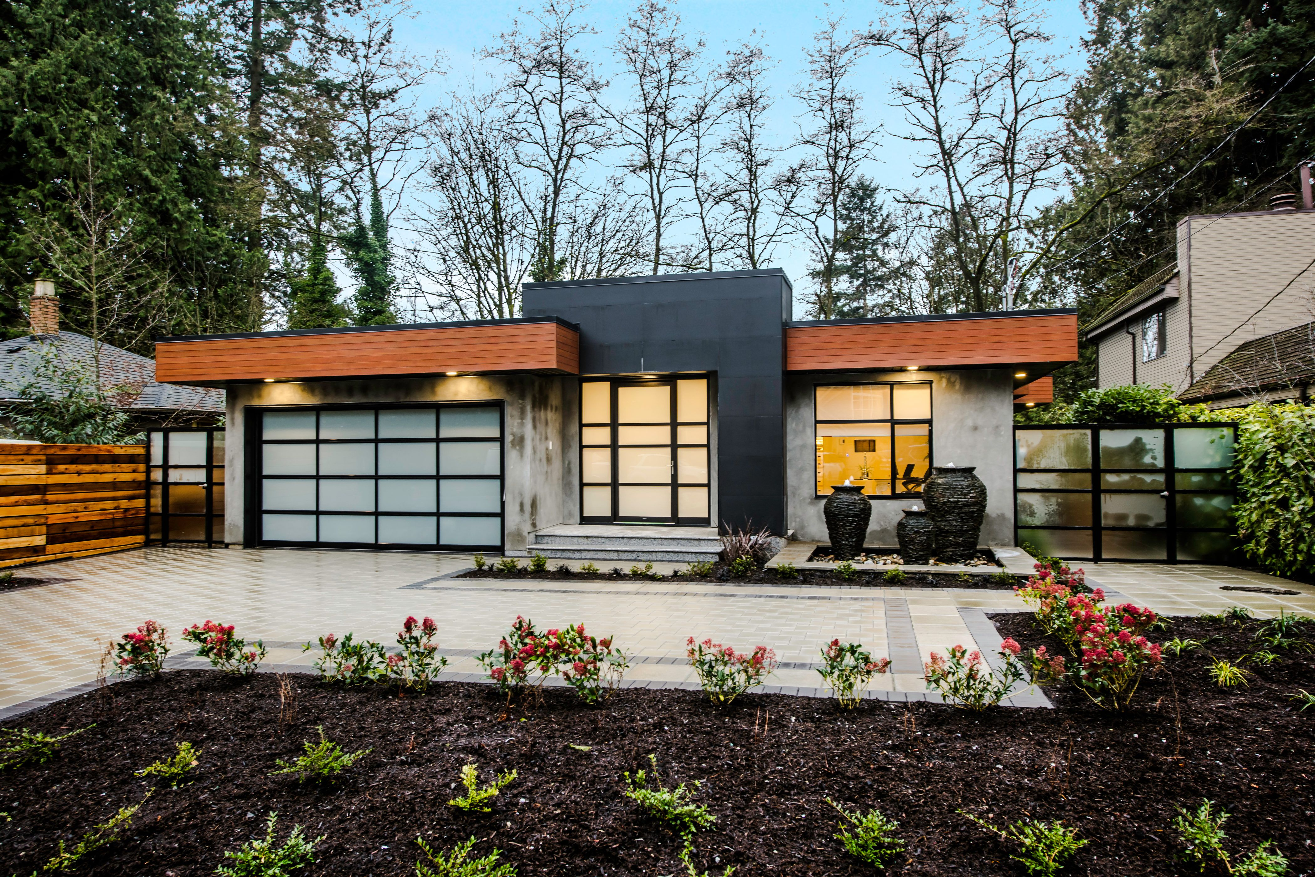 Contemporary Homes Modern Bungalow Modern Bungalow House