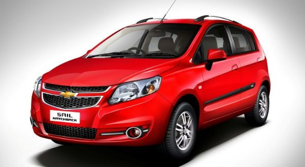 Updated Chevrolet Sail Sedan And Hatchback Launched Chevrolet