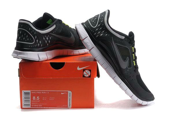 finest selection a156a 2a3ba Nike Free Run 5.0 V3 Men Shoes Black  runningshoes