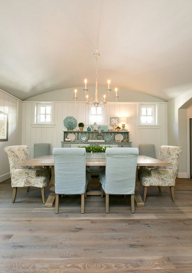To Create The Rustic Look Of Farmhouse Dining Room It Requires A Mix Obsolete Earthy And Vintage Materials Design