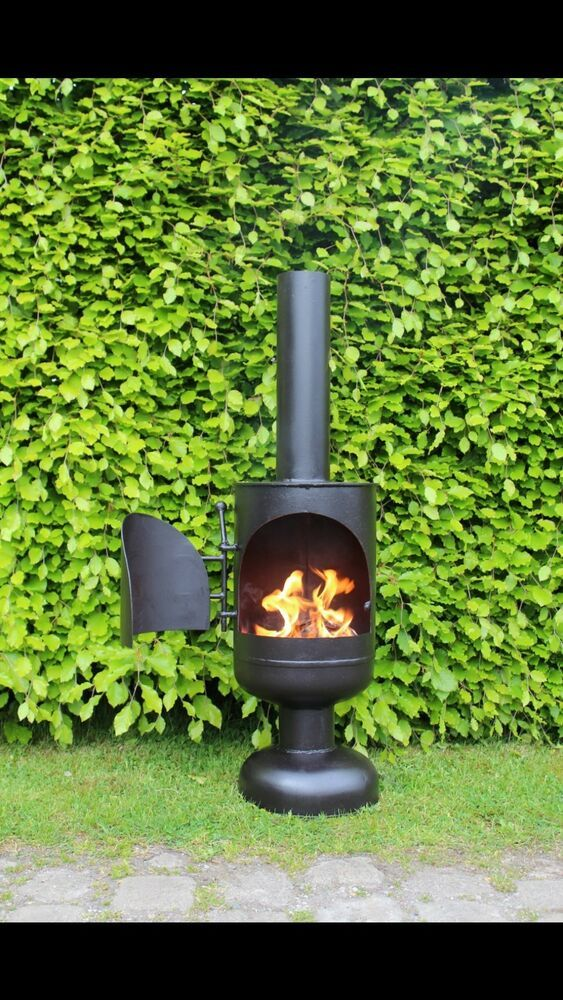 Large Heavy Duty Patio heater made from a 19kg redundant
