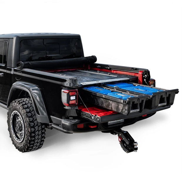 Jeep Gladiator Jeep gladiator, Decked truck bed, Truck bed
