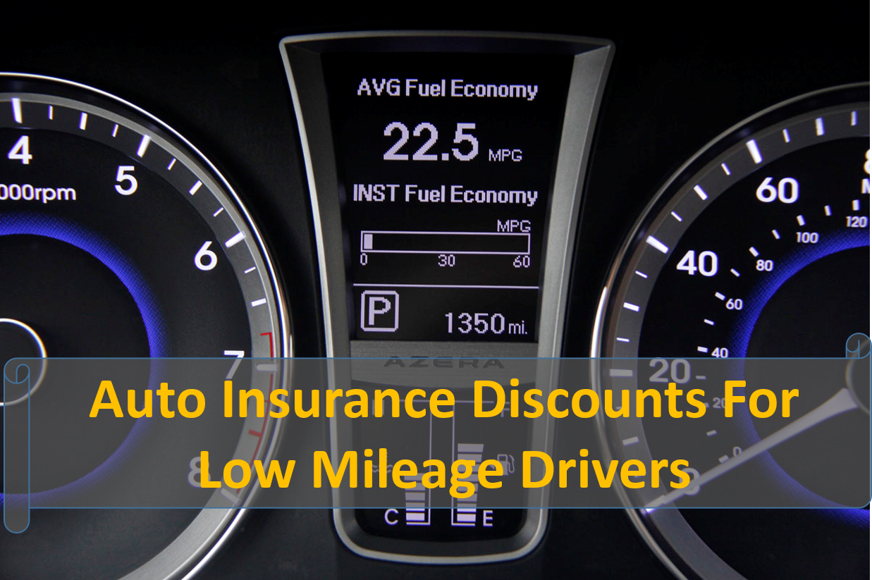 Drive Less, Save More on Auto Insurance with auto ...