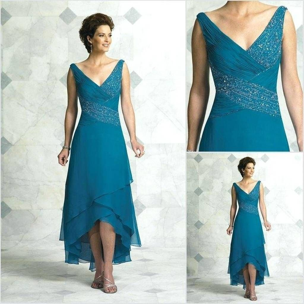 259537 Mother Of The Groom Dresses For Summer Outdoor