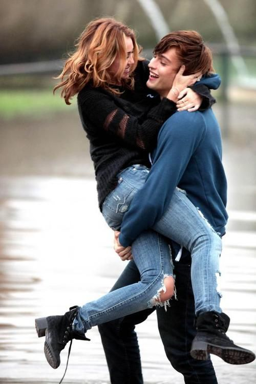 douglas booth and mile...