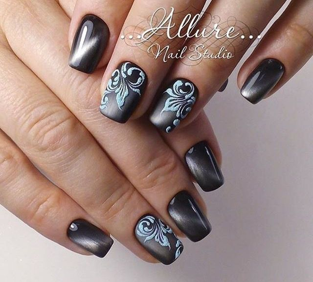 Pin by Enikő Sógor on Nail inspo - own selected | Pinterest | Nail ...