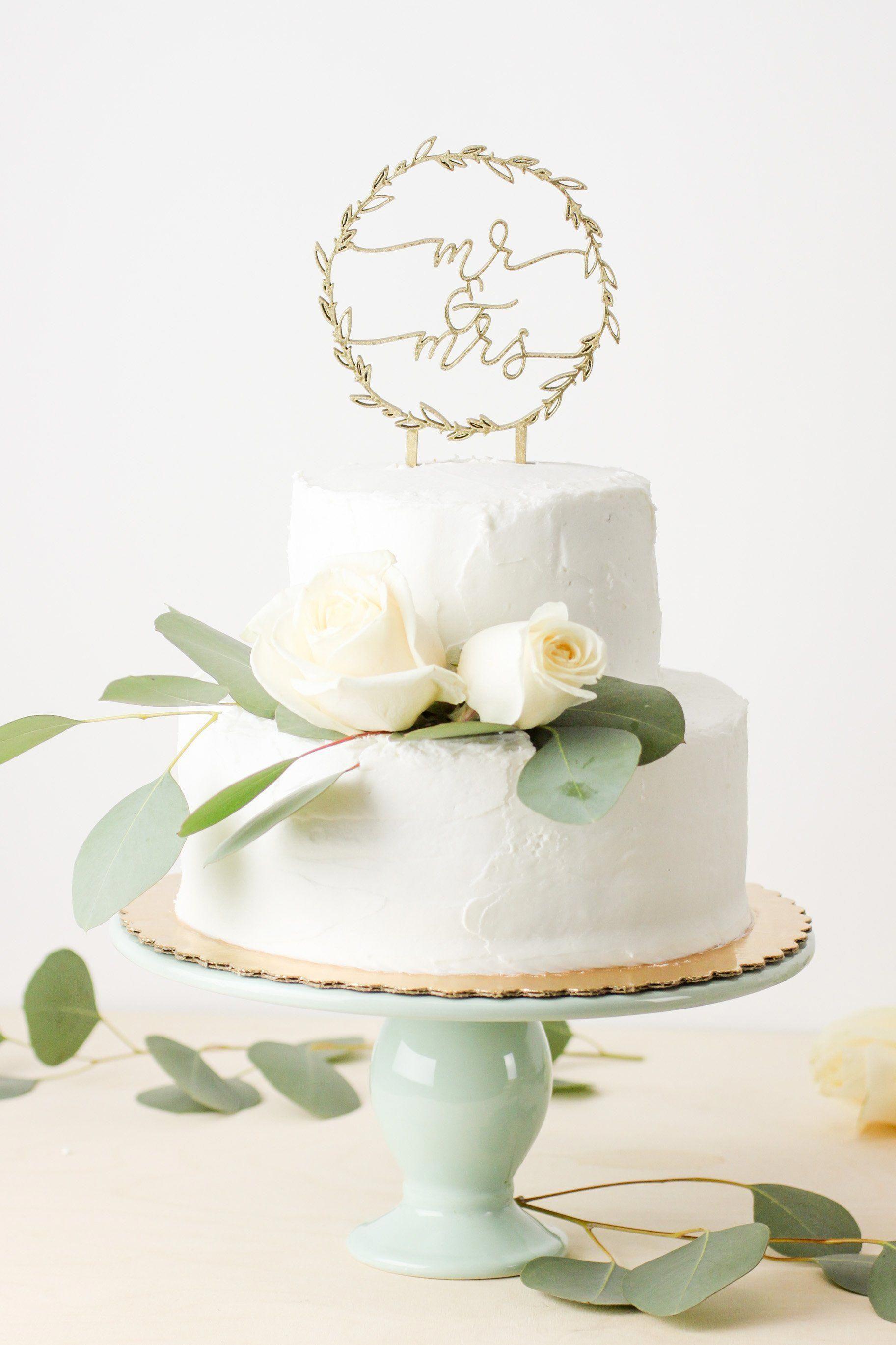 Wedding Lovegift Wedding cake fresh flowers, Wedding