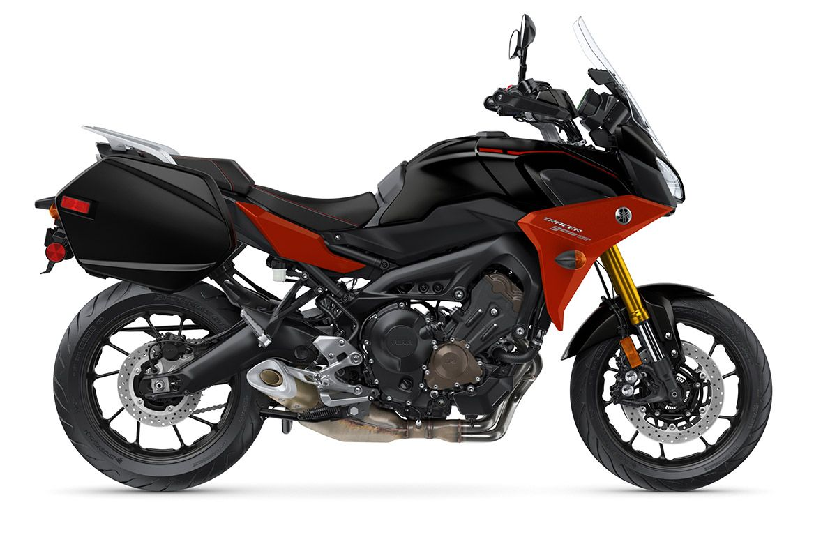 2020 Yamaha Tracer 900 GT Sport Touring Motorcycle Model