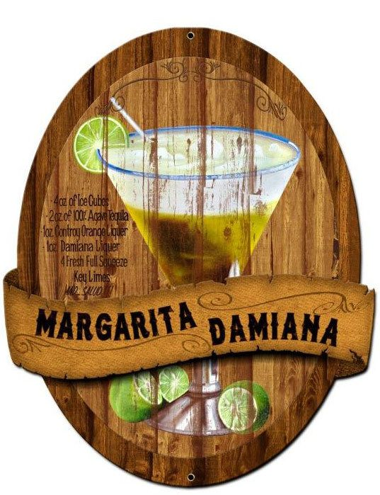 how to make damiana margarita