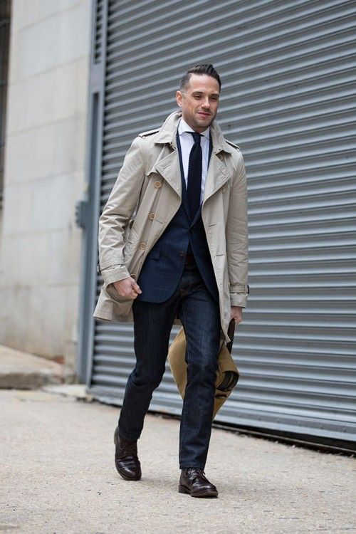 Style Guide - He Spoke Style. Style Guide - He Spoke Style Burberry Trench  Coat Men ... 315203ebceb6