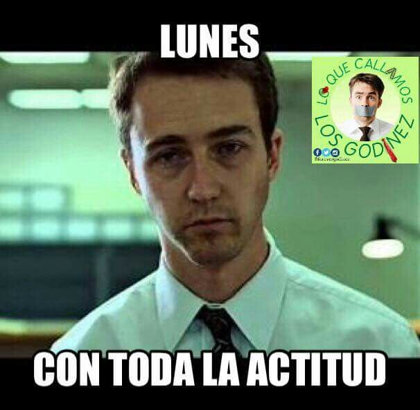 Pin De Red En Memes Actitud Dias De La Semana