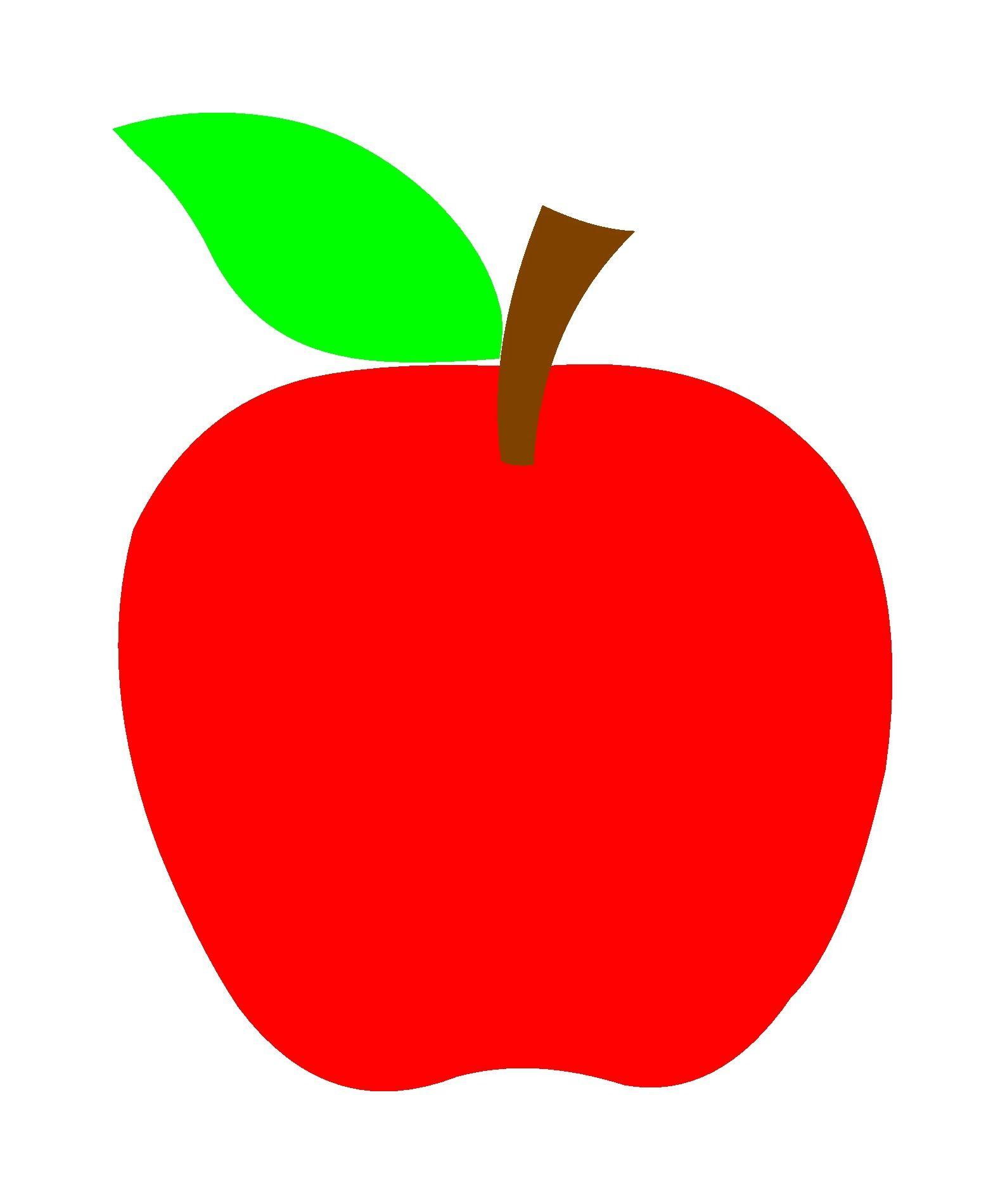 Apple SVG file