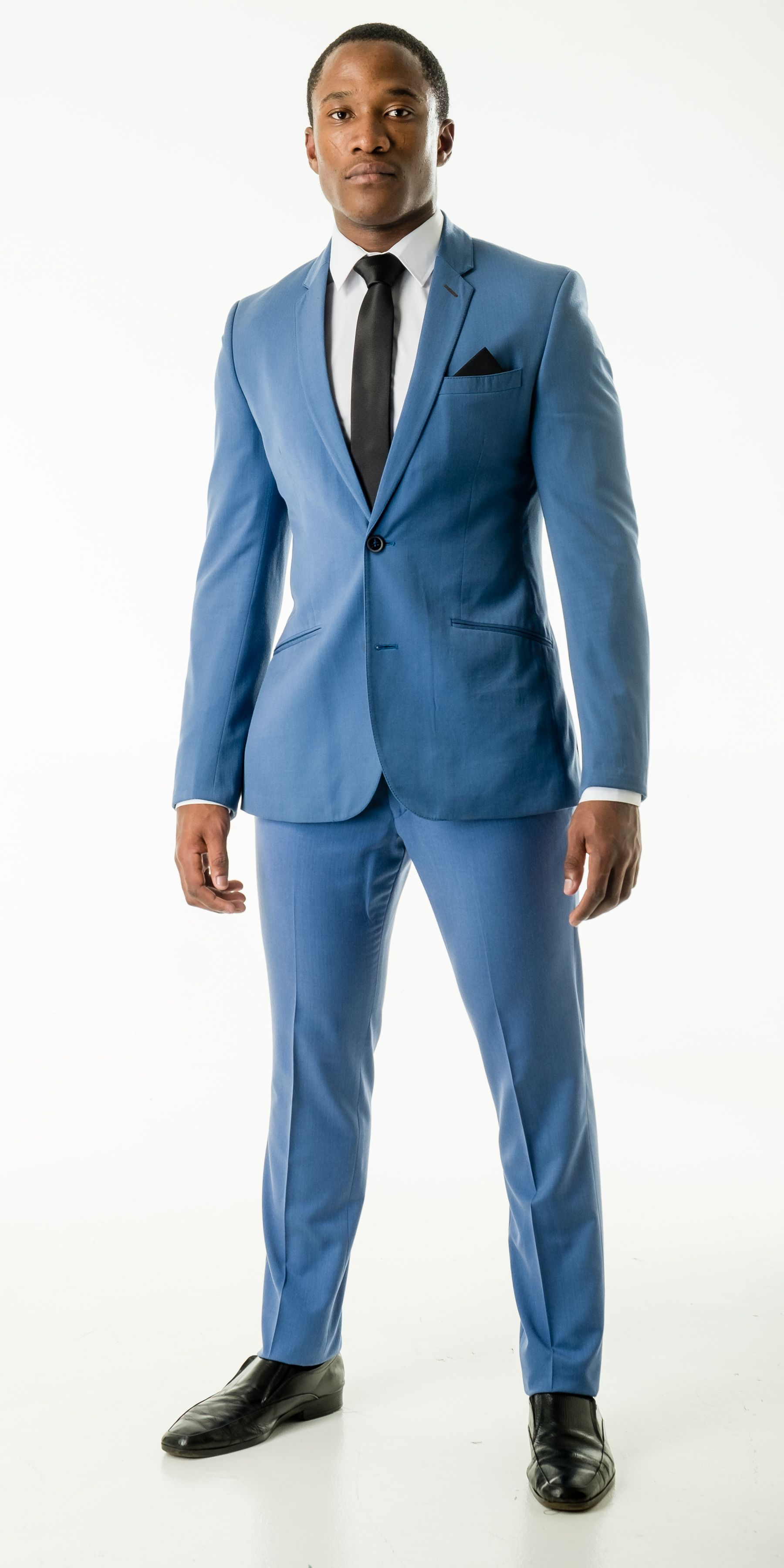Sky Blue Slim fit Suit | Wedding suits | Pinterest | Slim fit suits ...