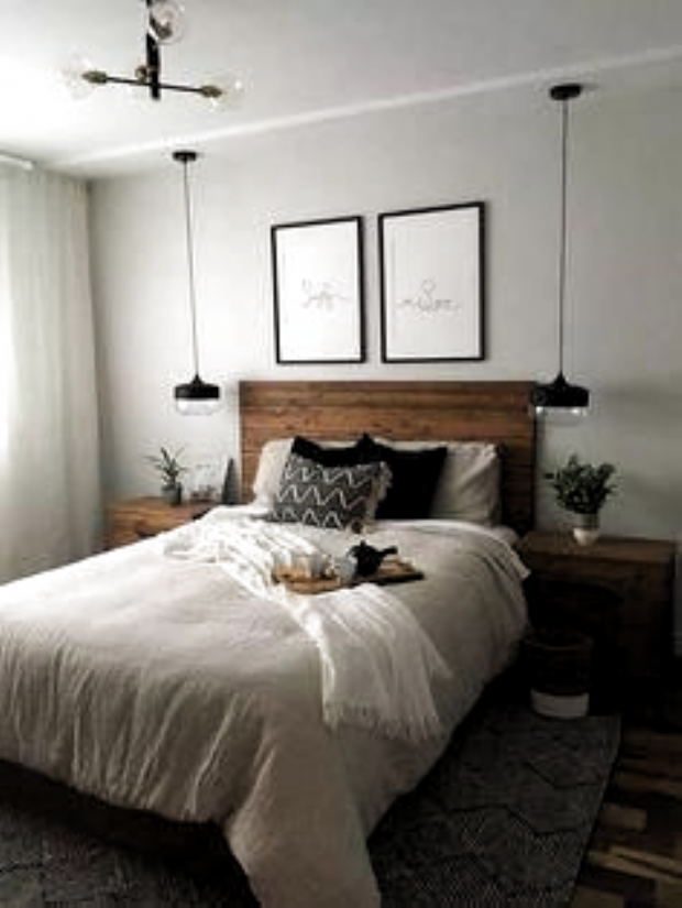 20 Recommended Small Bedroom Ideas 2019 Smallbedroomideas In 2020 Small Bedroom Decor Apartment Bedroom Decor Master Bedrooms Decor