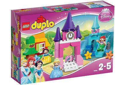 LEGO DUPLO Princess TM 10596 Disney Prinsessa™ -kokoelma