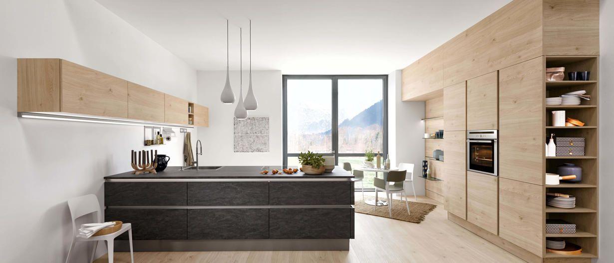 Moderne Küchen | Nolte Küchen | Küchen | Pinterest | Nolte küchen ...
